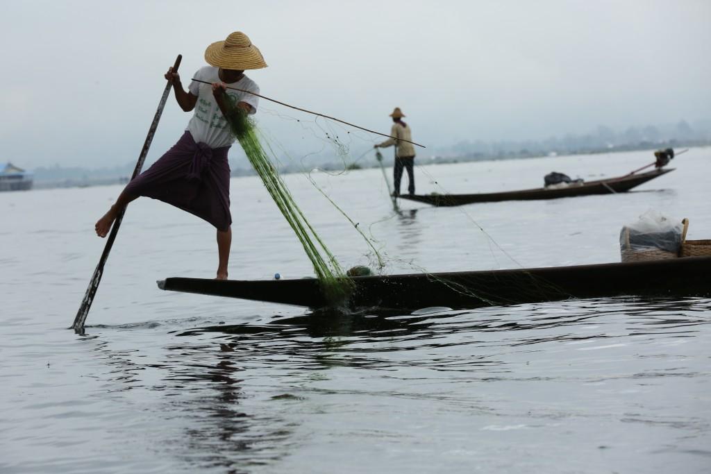 La jupe pour pêcher...