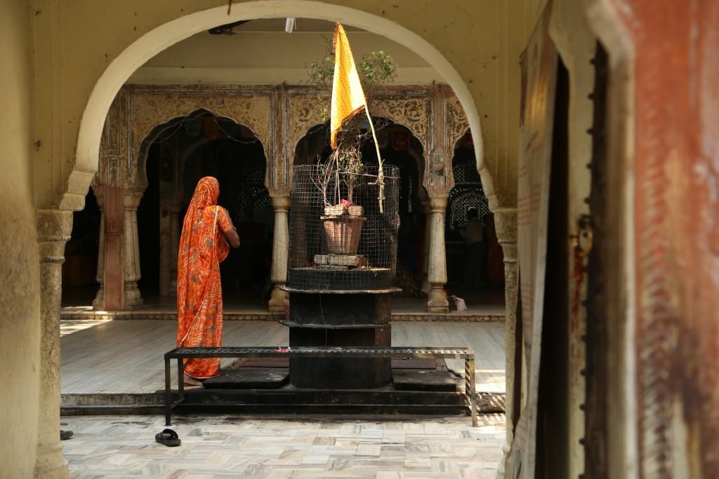 Où se cachent les femmes en Inde ?
