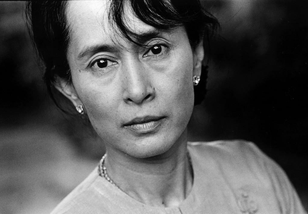 Aung San Suu Kyi - ©Oumma.com