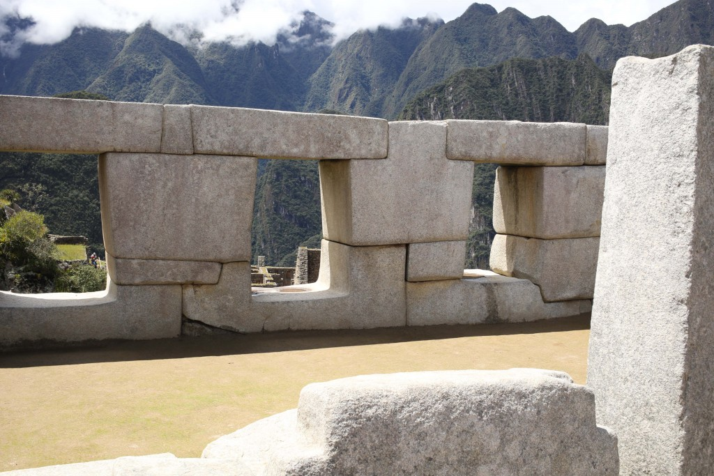 Les temples incas étaient recouverts d'or