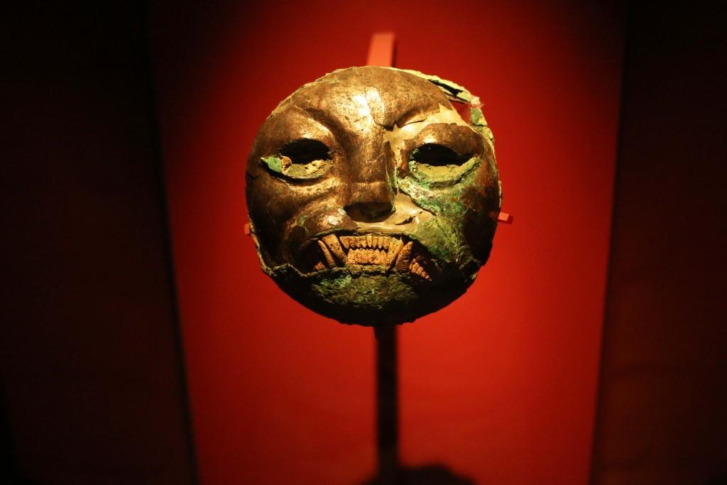 Les plus bel artisanat Moche enterré avec le seigneur de Sipan