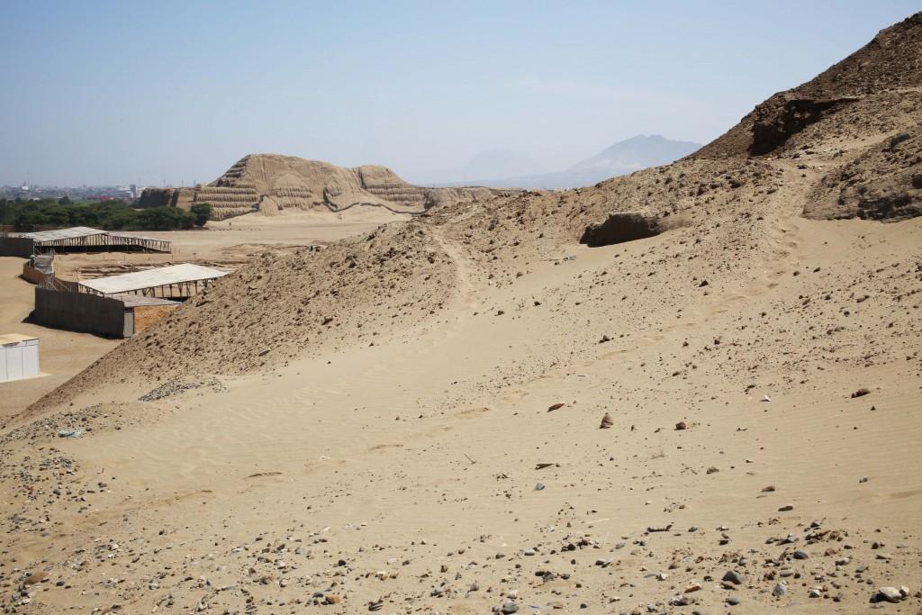 Le nord du Pérou, une région semi-désertique