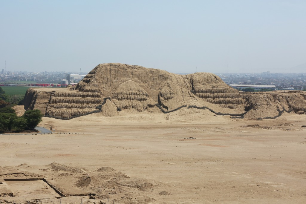 Les pyramides moche