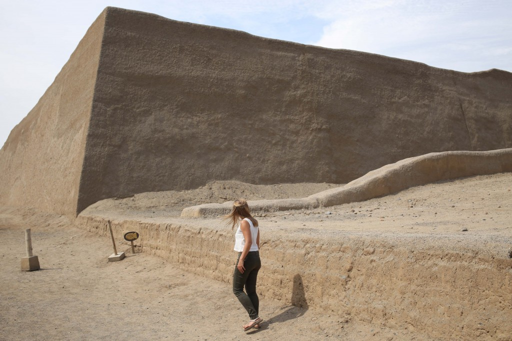 Aujourd'hui les murailles ne mesurent plus que 6 mètres de hauteur.