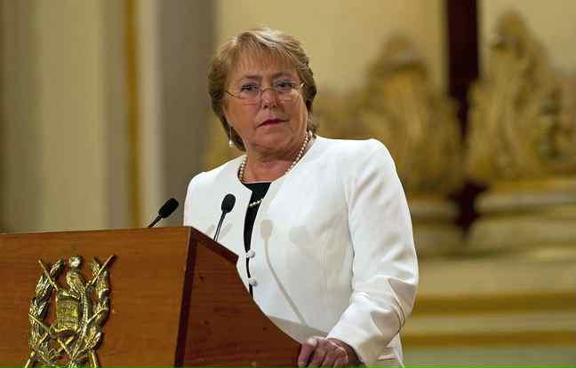 Michelle Bachelet ©AFP
