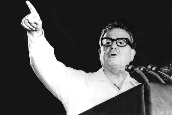 L'ultime discours d'Allende face au coup d'état des militaires